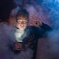 Подростковые фантазии :: Юра Викулин