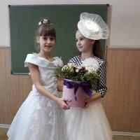 Поздравление от учеников :: Galina Belugina