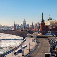 Парк Зарядье 1 :: Андрей Бондаренко