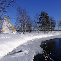 палатка для желающих :: Георгий