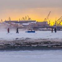 Прогулка по Неве :: Алексей Шуманов