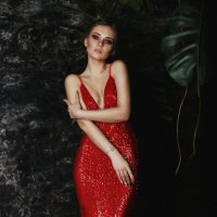 ledy in red :: Тамара Нижельская
