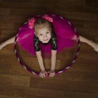 Маленькая гимнастка :: Юля Колосова