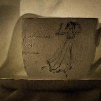 От  прошлого осталась чашка и послевкусие разлук.. :: Tatiana Markova