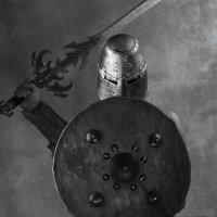 рыцарь :: Серик Б.