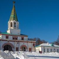 Передние ворота :: Сергей Филатов