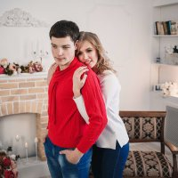 Николай и Полина :: Владимир Васильев