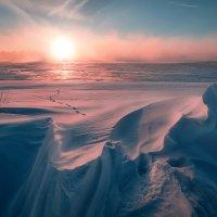 Рассвет на берегу Волги :: Fuseboy