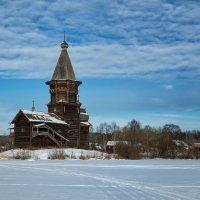 Успенская церковь. :: Zoya P.