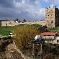 старая крепость :: Эдуард Тищенко