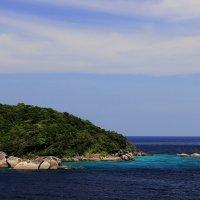 Симиланские острова - это экзотический рай... :: Вадим Якушев
