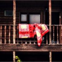 Китайский красный. :: Вера Катан