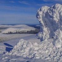на вершине финской горы :: Георгий