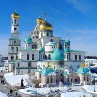 Новоиерусалимский монастырь :: Галина