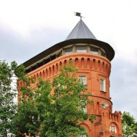 Водонапорная башня :: Natali Positive