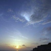 Краски заката :: Рашид