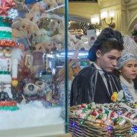 Вспоминая Новый год. :: Галина Бехметьева
