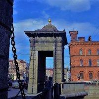 У Старо-Калинкина моста... :: Sergey Gordoff