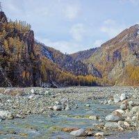 Река Белый Иркут :: Анатолий Иргл