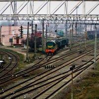 будни железной дороги :: Александр Корчемный