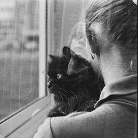 Черно-белое кино моих глаз :: Виктор Красавин