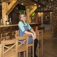 В кафе. :: Светлана Бурлина
