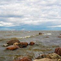 Когда море волнуется. :: Лия ☼