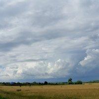 осенние облака :: Владимир Коваленко