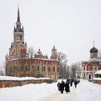 Ново-Никольский собор. Можайск. :: Юрий Шувалов