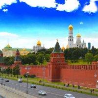 Кремль :: Олеся Б
