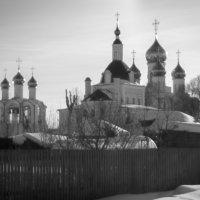 Монастырь :: Оксана Пучкова