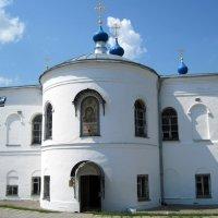 Успенская церковь Свято-Успенского Княгинина монастыря. Город Владимир. :: Ирина ***