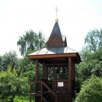Колокольня Свято-Успенского женского монастыря. Город Владимир. :: Ирина ***