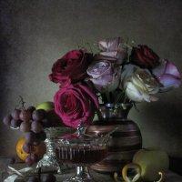 Зимой темнеет рано... :: Наталия Тихомирова