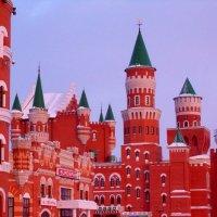 Красный город :: лоретта