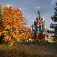 Осень в городке :: Татьяна Георгиевна