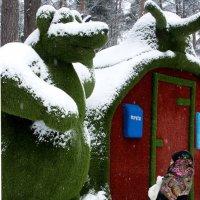 Маша и Медведь :: Olga