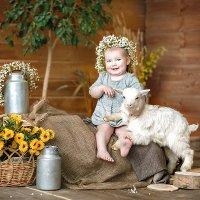 Два малыша :: Ольга Хохлова