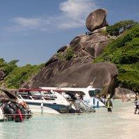 Экскурсия на остров.Тайланд. :: Александр Рябуха