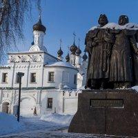 Петр и Феврония :: Дмитрий Сиялов