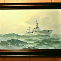 "итальянский эсминец ""Soldati "" :: Александр"