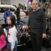 На выставке Oldtimer 2014 :: Дмитрий Никитин