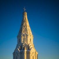 Церковь Вознесения Господня в Коломенском. :: Игорь Герман