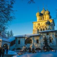 Церковь Казанской иконы Божией Матери в Коломенском. :: Игорь Герман