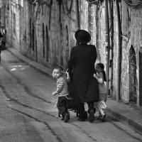 Квартал Меа Шеарим в Иерусалиме :: Leonid 44
