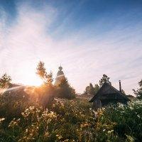 Утро в Ширково :: Татьяна Афиногенова