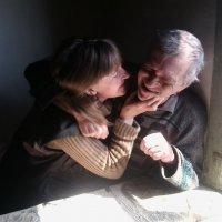 Дай-ка, я тебя поцелую! :: Светлана Рябова-Шатунова