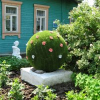 Патриарший сад. Город Владимир. :: Ирина ***