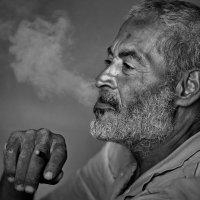 Мои мысли как дым :: Leonid 44