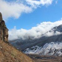 Мартовские горы :: Светлана Попова